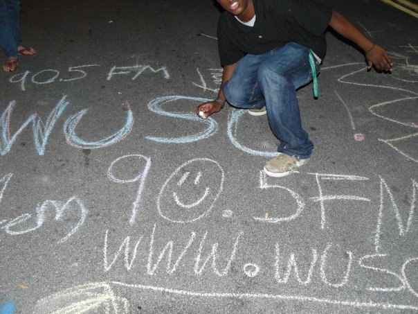 Listen to WUSC
