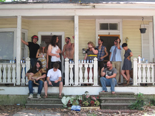 Show Preview: Gringo Star/Say Brother/Junior Astronomers/Dear Blanca at New Brookland Tavern