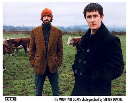 Show Preview: The Mountain Goats