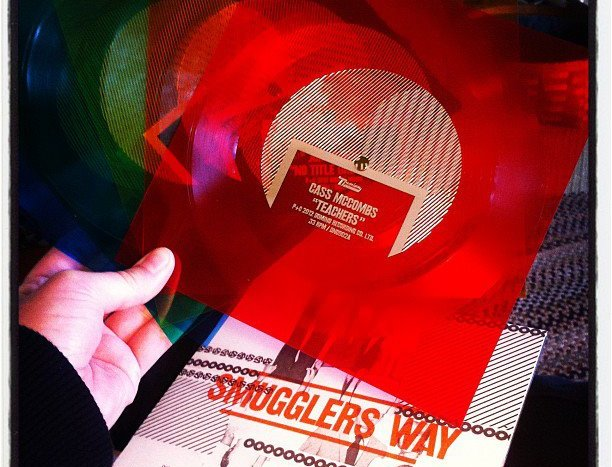 Enter To Win - Record Store Day - Smugglers Way Flexine