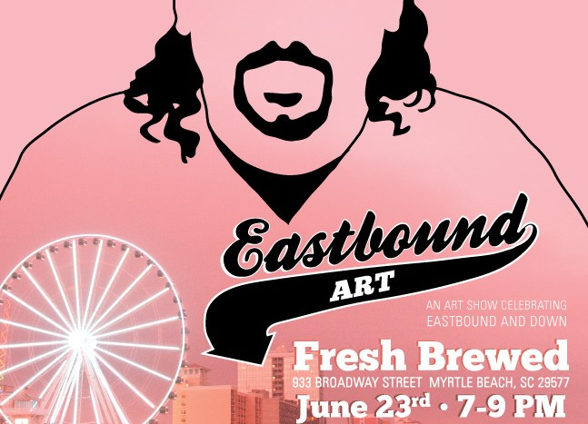 Eastbound Art Show on the Grand Strand