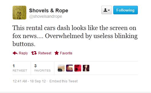 [Twitter Thursday] @UnfoRETTAble @ShovelsandRope