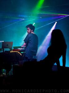 WRLM - Novakord Release Show, photo courtesy of Margaret Rose