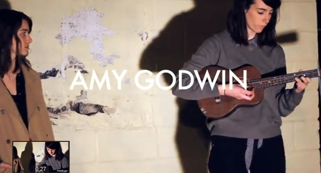 Amy Godwin Acoustic Session