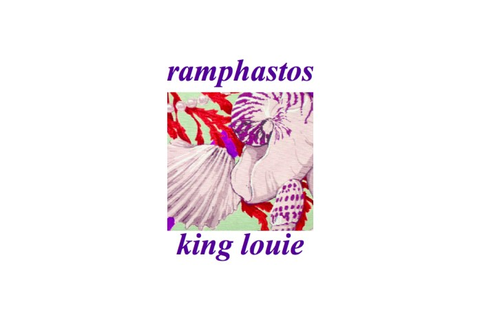 "Free Download // ""King Louie"" // Latest from Ramphastos' New Album"