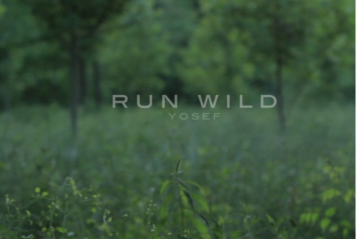 [New Music] Yosef Release New Single, Announce EP 'Run Wild'