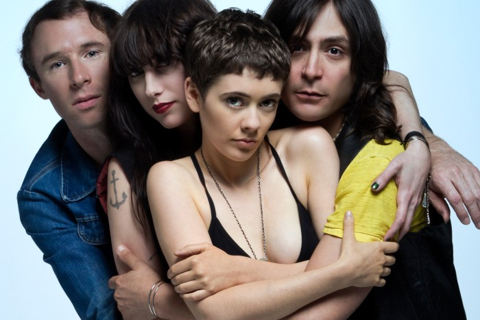 Those Darlins Bring New Album 'Blur the Line' to New Brookland Tavern