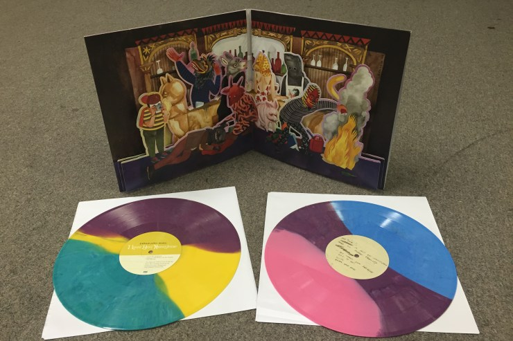 I Love You Honeybear Deluxe Vinyl Giveaway