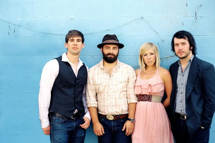 Nashville's Drew Holcomb & The Neighbors set to play at Charleston Music Hall