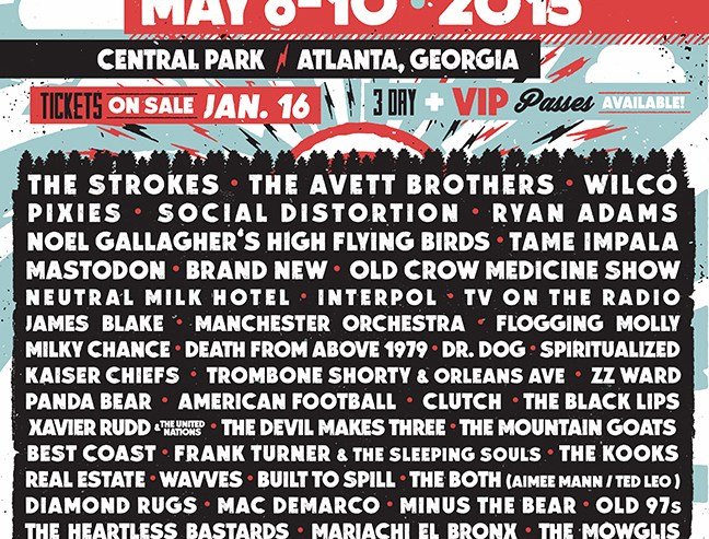 All Eyes Look to Shaky Knees