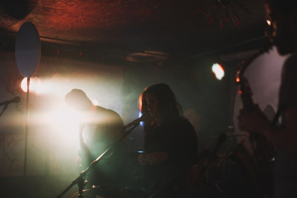 King Vulture Live at Art Bar Photo by Alexis Schwallier