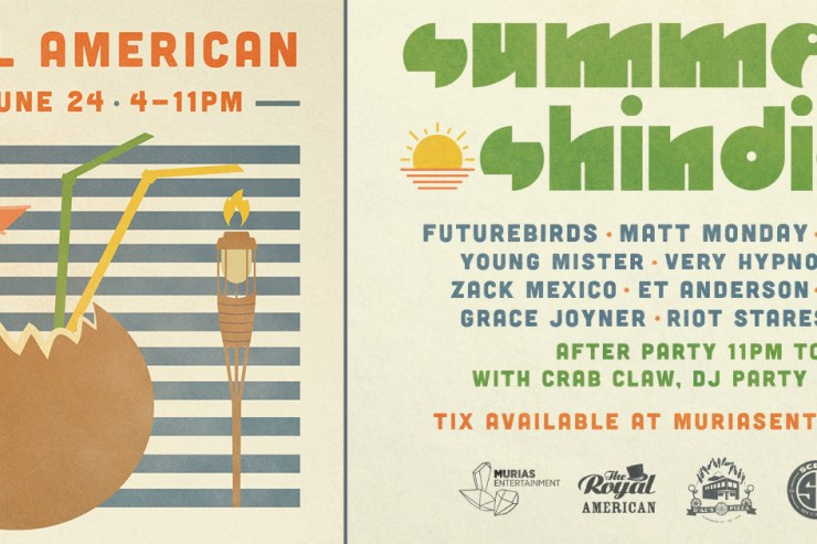 The Royal American & Murias Entertainment Host Summer Shindig 2017