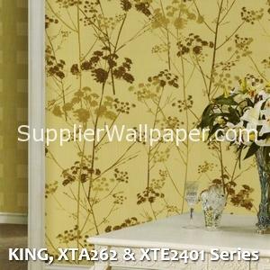 KING, XTA262 & XTE2401 Series