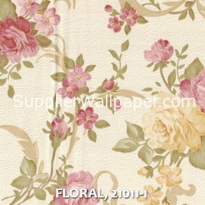 FLORAL, 21011-1