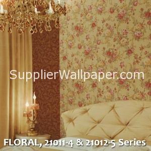 FLORAL, 21011-4 & 21012-5 Series