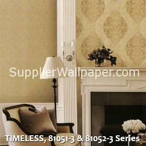 TIMELESS, 81051-3 & 81052-3 Series