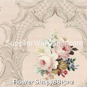 Flower Shop, 88151-2