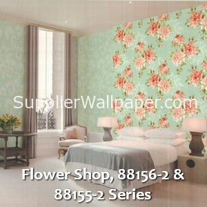 Flower Shop, 88156-2 & 88155-2 Series