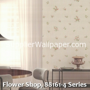 Flower Shop, 88161-4 Series