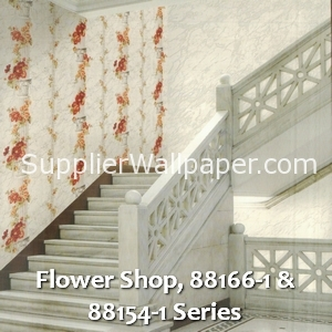 Flower Shop, 88166-1 & 88154-1 Series