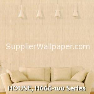 HOUSE, H666-100 Series