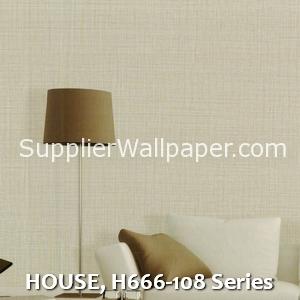 HOUSE, H666-108 Series