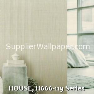 HOUSE, H666-119 Series