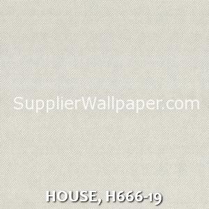 HOUSE, H666-19