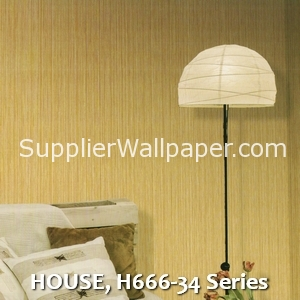 HOUSE, H666-34 Series