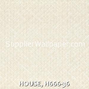 HOUSE, H666-36