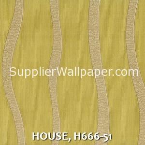 HOUSE, H666-51