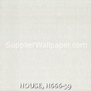 HOUSE, H666-59