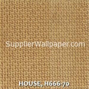 HOUSE, H666-70