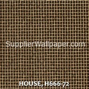 HOUSE, H666-72