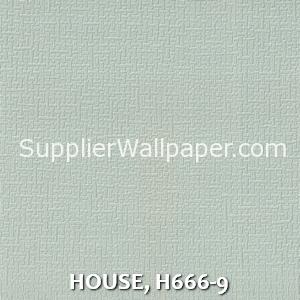 HOUSE, H666-9