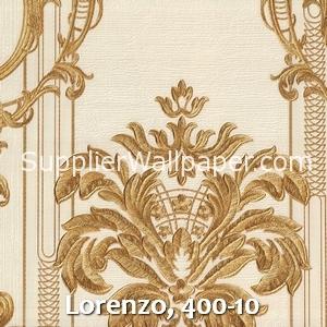 Lorenzo, 400-10