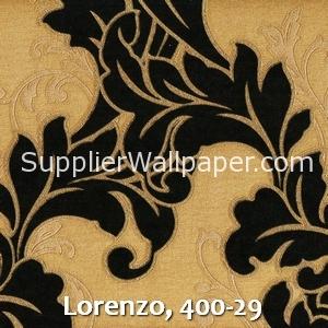 Lorenzo, 400-29