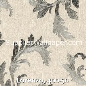 Lorenzo, 400-50