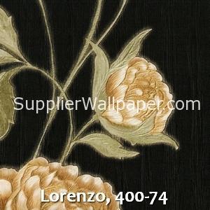 Lorenzo, 400-74