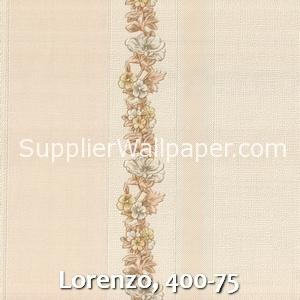 Lorenzo, 400-75