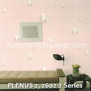 PLENUS 2, 2602-2 Series