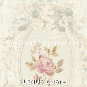 PLENUS 2, 2611-1