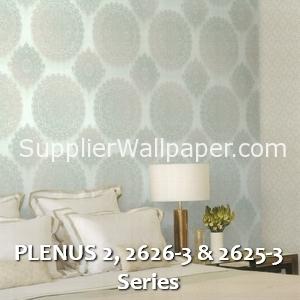 PLENUS 2, 2626-3 & 2625-3 Series