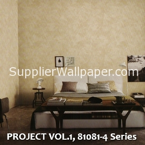 PROJECT VOL.1, 81081-4 Series