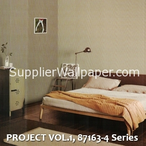 PROJECT VOL.1, 87163-4 Series