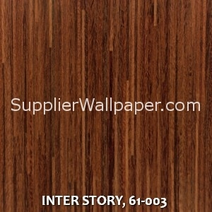 INTER STORY, 61-003