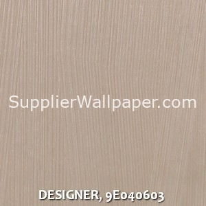 DESIGNER, 9E040603