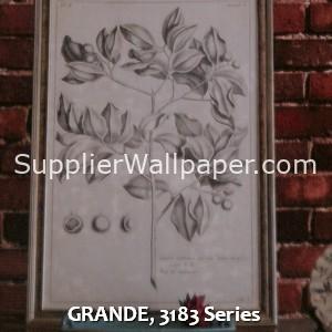 GRANDE, 3183 Series