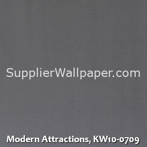 Modern Attractions, KW10-0709
