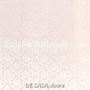 DE CASA, A10-2